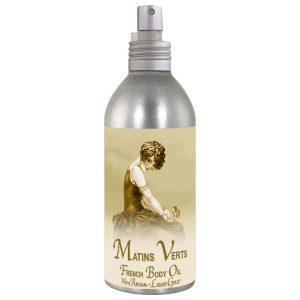 Matins French Body Argan Oil