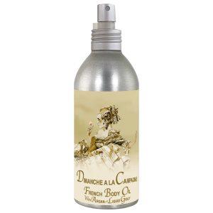 Dimanche French Body Argan Oil