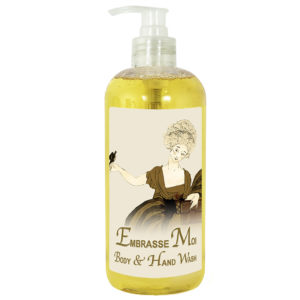 Embrasse Body Wash
