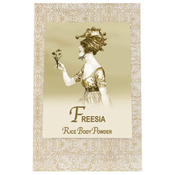 Freesia Rice Body Pwdr Refill