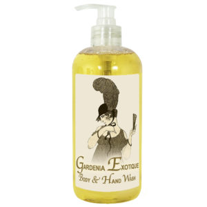 Gardenia Exotique Body Wash