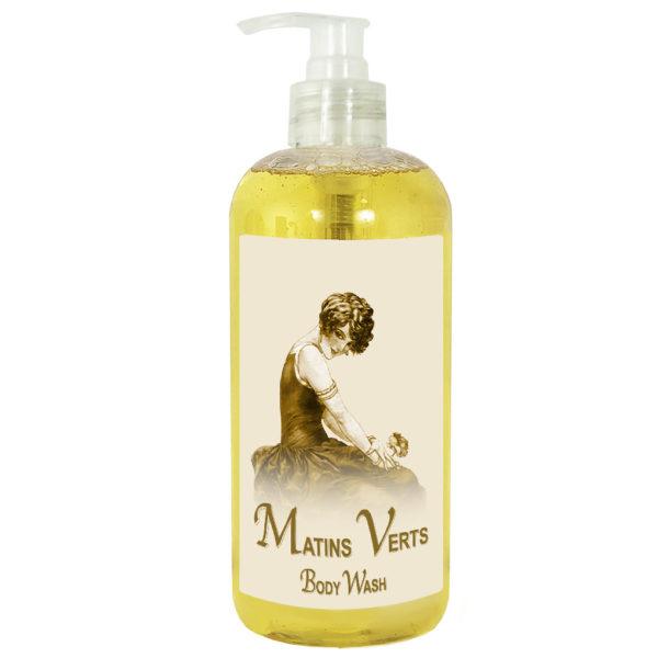 Matins Verts Body Wash