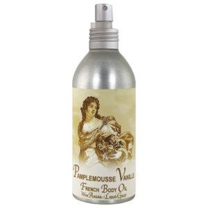 Pamplemousse French Body Argan Oil
