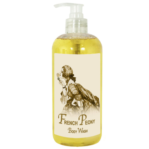 French Peony Body Wash