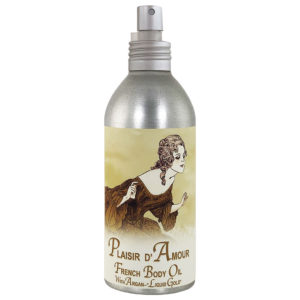 Plaisir French Body Argan Oil