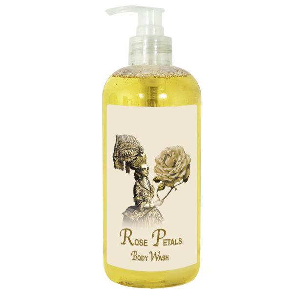 Rose Petal Body Wash