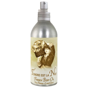 Tendre est la Nuit French Body Argan Oil
