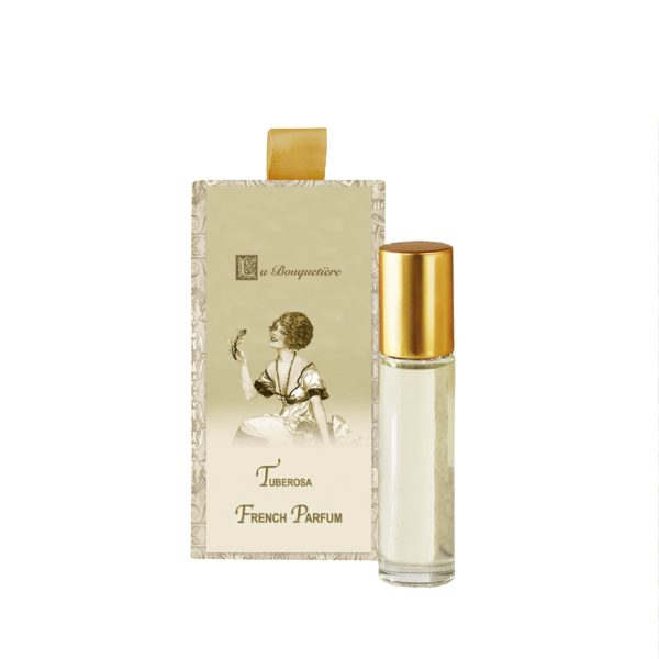 Tuberosa French Perfume 10ml. Roll on