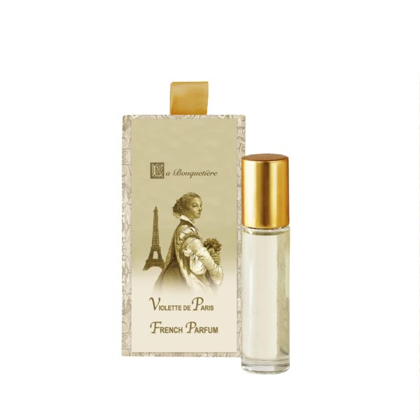 Violette de Paris French Perfume 10ml. Roll on