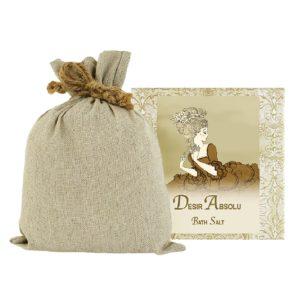 Desir Bath Salts with Linen Bag (16oz)