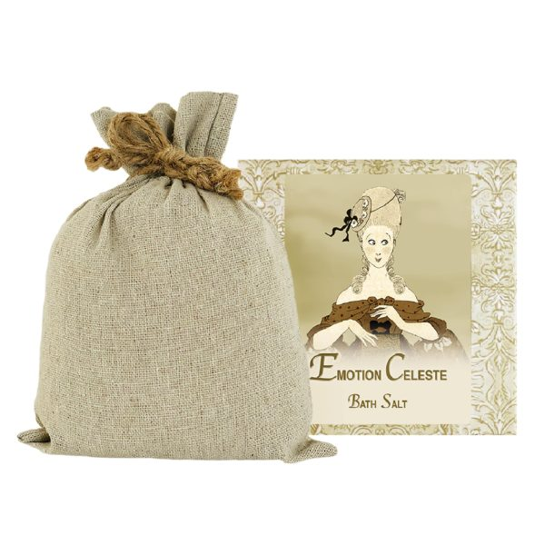 Emotion Bath Salts with Linen Bag (16oz)