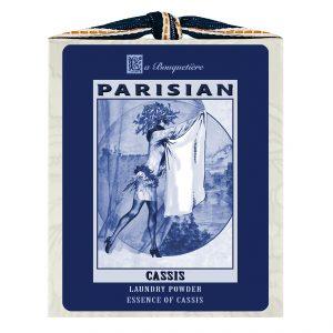 Cassis Blue & White Laundry Powder Box 1lb.