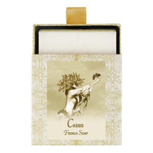 Cassis French Soap