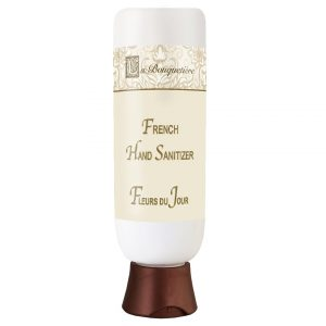 Fleurs du Jour / Marina Blue French Hand Sanitizer (4oz)