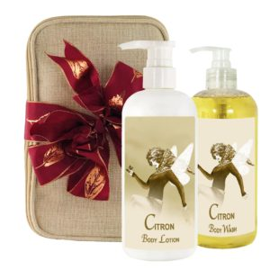 Citron Body Lotion & Body Wash