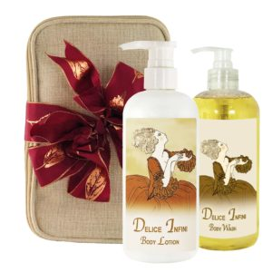 Delice Body Lotion & Body Wash