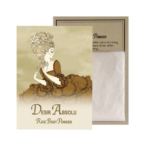 Desir Rice Body Powder Sachet (0.5oz)