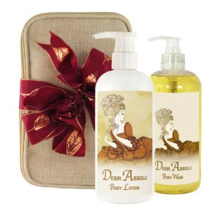 Desir Body Lotion & Body Wash