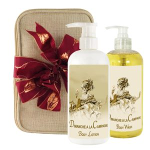 Dimanche Body Lotion & Body Wash