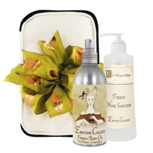 Emotion Body Argan Oil (8oz) & Hand Sanitizer (9oz)