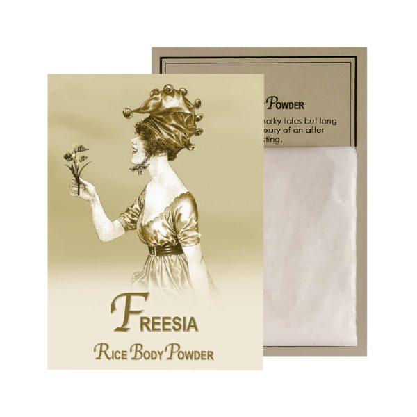 Freesia Rice Body Powder Sachet (0.5oz)
