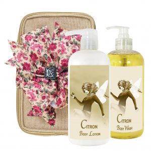 Citron Body Lotion & Body Wash (17oz)