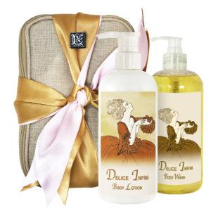 Delice Infini Body Lotion & Body Wash