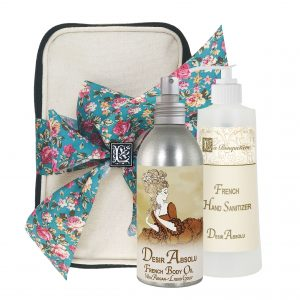 Desir Body Argan Oil (8oz) & Hand Sanitizer (9oz)
