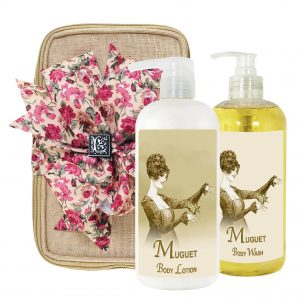 Muguet Body Lotion & Body Wash (17oz)