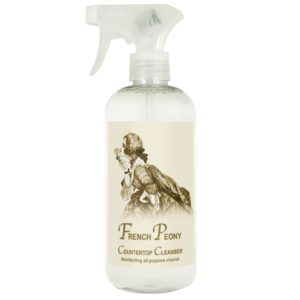 French Peony CounterTop Cleanser (17oz)