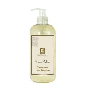 Ambre et Mure Liquid Hand Soap (17oz)