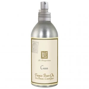 Cassis French Body Argan Oil (8oz)