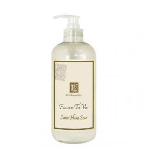 Feuilles de Thè Vert Liquid Hand Soap (17oz)