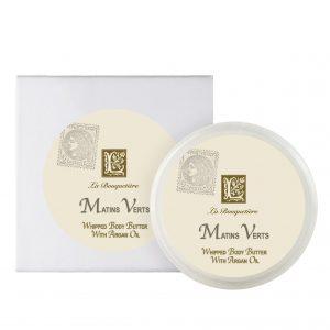 Matins Verts Argan Oil Whipped Body Butter (8oz)