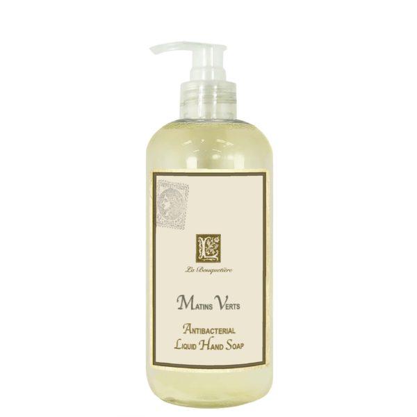 Matins Verts Liquid Hand Soap (17oz)
