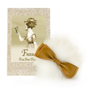 Freesia Australian Wool Mini Puff & Rice Body Powder Refill (8oz)
