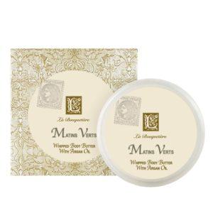 Men Matins Verts Argan Oil Whipped Body Butter (8oz)