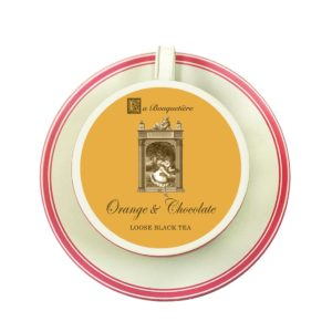 Orange & Chocolate Dessert Loose Tea Cup (2oz)