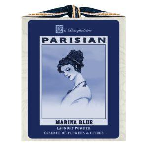 Fleurs du Jour / Marina Blue - Blue & White Laundry Powder Box 1lb.
