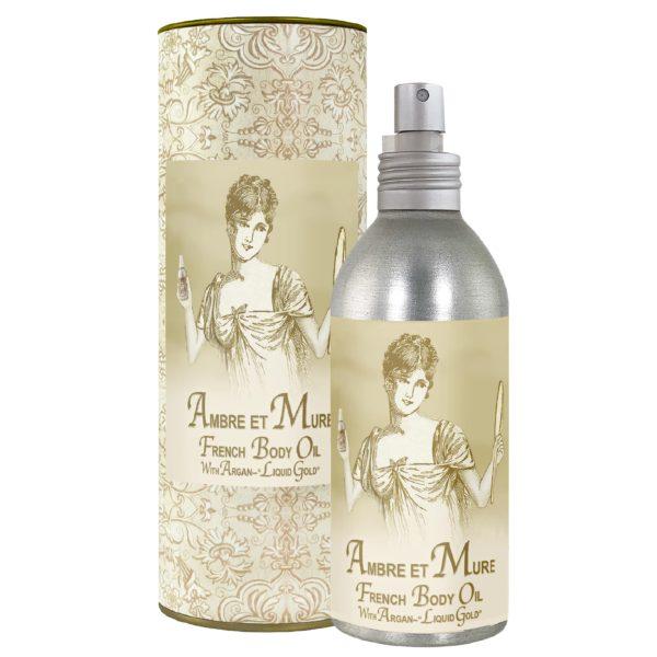 Ambre French Body Argan Oil