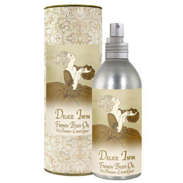 Delice French Body Argan Oil