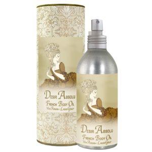 Desir French Body Argan Oil
