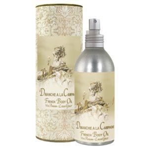 Lavender French Body Argan Oil