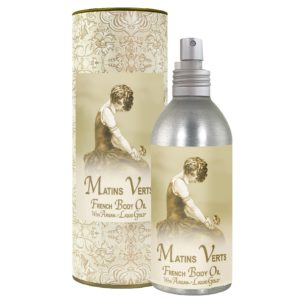 Matins French Body Argan Oil