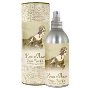 Plaisir French Body Argan Oil (8oz)