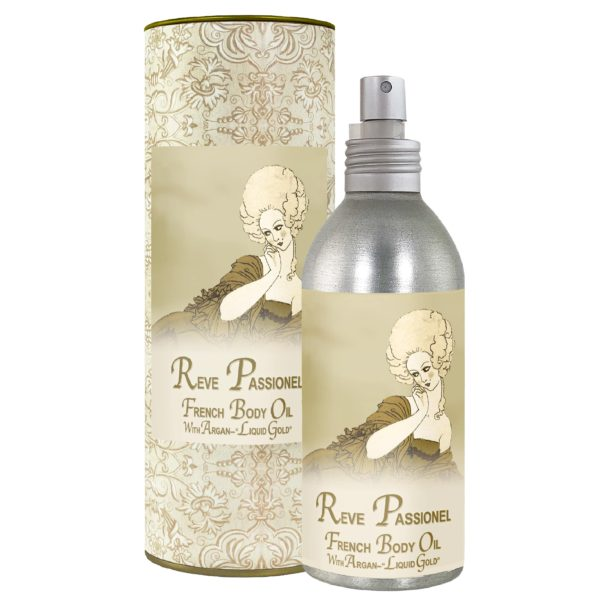 Reve Passionel French Body Argan Oil