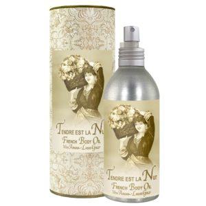 Tendre est la Nuit French Body Argan Oil (8oz)