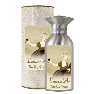 Embrasse Rice Body Powder Canister (8oz)