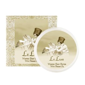 lilas Argan Oil Whipped Body Butter
