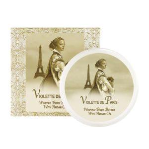 Violette de Paris Argan Oil Whipped Body Butter